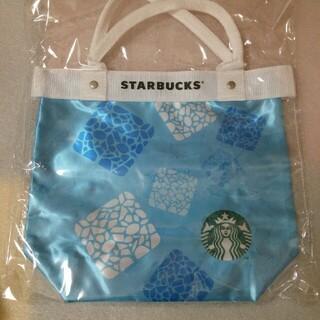 Starbucks Coffee - スターバックス ネスレ シーズナルコレクション クリアトートバック  サマーギフ