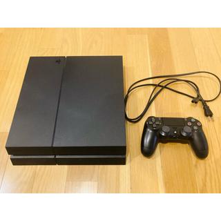 PlayStation4 - SONY プレイステーション4 500GB & 純正コントローラー