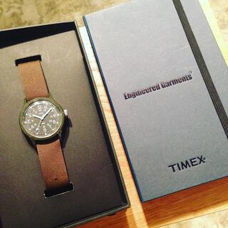 Engineered Garments - Engineered Garments × TIMEX腕時計
