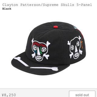 Supreme - Supreme Clayton Patterson Skulls 5-Panel