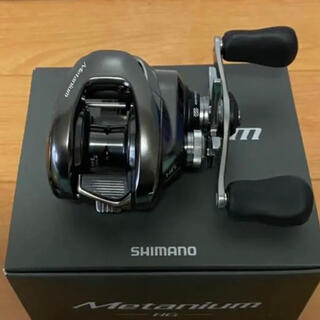 SHIMANO - 20メタニウムHG 未使用品