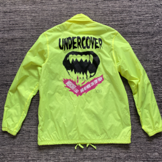 UNDERCOVER - undercover コーチジャケット