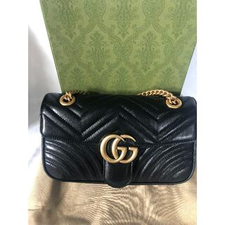 Gucci - GUCCI GG Marmont マーモント キルティング ショルダーバッグ