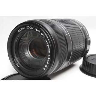 キヤノン(Canon)の❤️望遠レンズ❤️Canon EF-S 55-250mm IS Ⅱ(レンズ(ズーム))