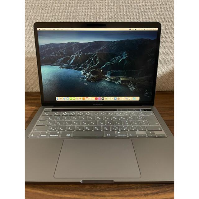 Mac (Apple)(マック)のMacBook Pro 2020 スペースグレイ スマホ/家電/カメラのPC/タブレット(ノートPC)の商品写真