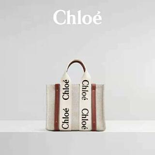 Chloe - Chloe クロエ woody S サイズ トートバッグ