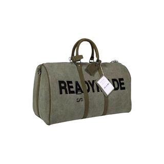 Readymade overnight bag レトロ ボストン バッグ (トラベルバッグ/スーツケース)