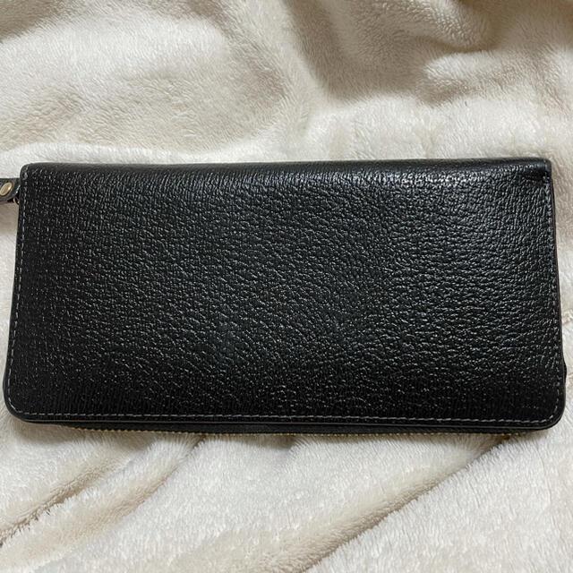 Vivienne Westwood(ヴィヴィアンウエストウッド)のvivian westwood 長財布 黒 レディースのファッション小物(財布)の商品写真