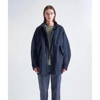 ATON ventile nylon short mods coat(モッズコート)
