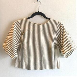 デミルクスビームス(Demi-Luxe BEAMS)のデミルクスビームス ブラウス(シャツ/ブラウス(半袖/袖なし))