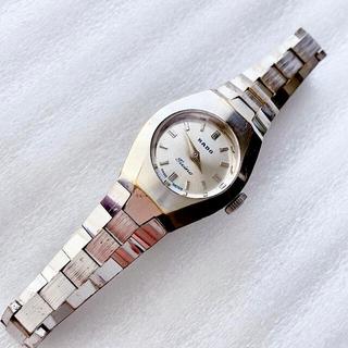 ラドー(RADO)のRADO  ラドー Ticino レディース手巻き式腕時計 稼動品(腕時計)