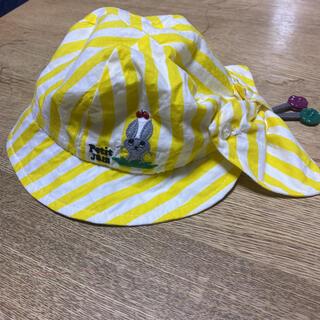 プチジャム(Petit jam)のプチジャム 帽子 44cm(帽子)