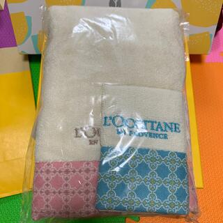ロクシタン(L'OCCITANE)のロクシタン プロヴァンサル大判タオル&ハンドタオルセット(タオル/バス用品)