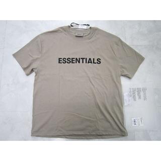 FEAR OF GOD - FOG Essentials Tシャツ TAN L Fear of god
