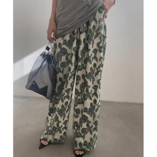 Ameri VINTAGE - ameri vintage アメリ MEDI ALICE LOOSE PANTS