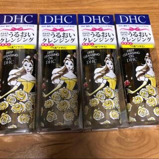 ディーエイチシー(DHC)のDHC ディープクレンジングオイル ベル 4本セット(クレンジング/メイク落とし)