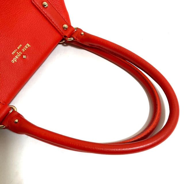 kate spade new york(ケイトスペードニューヨーク)の【正規品】超美品✨kate spade/ハンドバッグ/ケイトスペード レディースのバッグ(ハンドバッグ)の商品写真