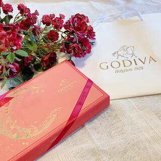 チョコレート(chocolate)のGODIVA ゴディバチョコレート アソートメント きらめく想い  限定品(菓子/デザート)
