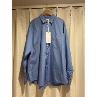 COMOLI - Graphpaper Broad Regular Collar Shirt 3