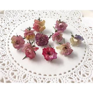 ドライフラワー 花材 素材 リトルウッズ 淡いカラー(各種パーツ)