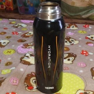 サーモス(THERMOS)の【即購入者限定】サーモス水筒真空断熱スポーツボトル型番FFZ-1002FBK-G(水筒)