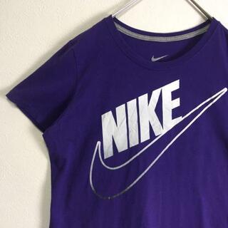 ナイキ(NIKE)の古着 NIKE Tシャツ スウォッシュ(Tシャツ(半袖/袖なし))