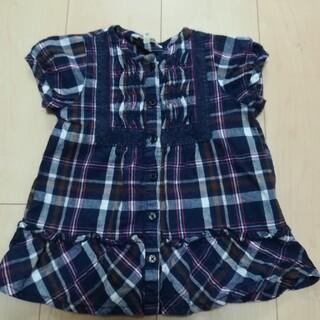 サンカンシオン(3can4on)の3can4on 100cm  トップス 女の子(Tシャツ/カットソー)
