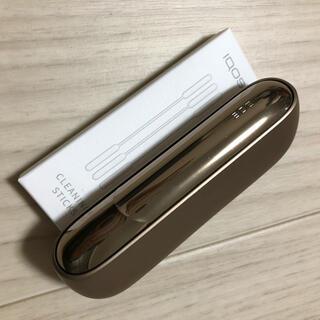 IQOS - iQOS3 本体 ゴールド