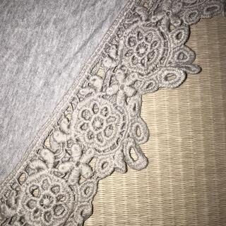 サンカンシオン(3can4on)の裾が可愛いTシャツ(Tシャツ(長袖/七分))