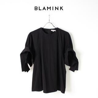 Drawer - blamink プルオーバー 黒 38
