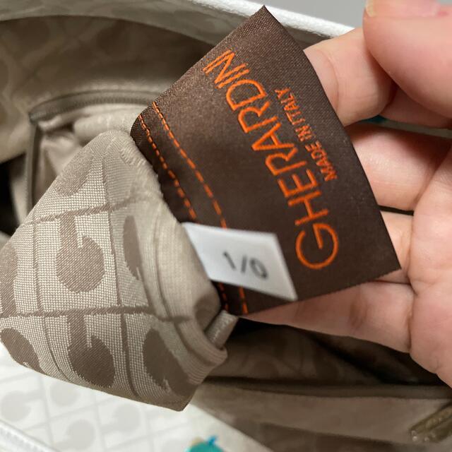 GHERARDINI(ゲラルディーニ)のお値下げ価格ゲラルディーニソフティバッグ美品 レディースのバッグ(トートバッグ)の商品写真