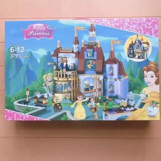 【新品商品】ステイホームにオススメ☆ ベルの魔法のお城 ブロック互換