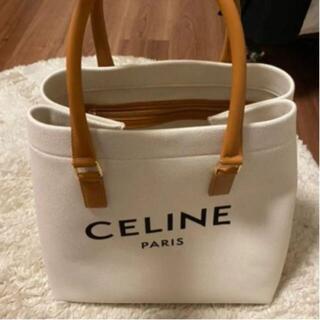celine - CELINE カバ プリント キャンバス