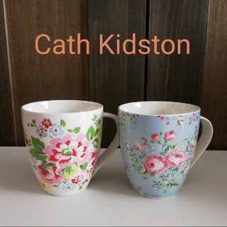 Cath Kidston - Cath Kidstonキャスキッドソン マグカップ 2個セット 新品