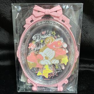 ディズニー(Disney)の新品 ミラー ディズニーストア ミニー ディズニー 手鏡 ハンドミラー(ミラー)