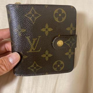 LOUIS VUITTON - ルイヴィトン モノグラム 折財布