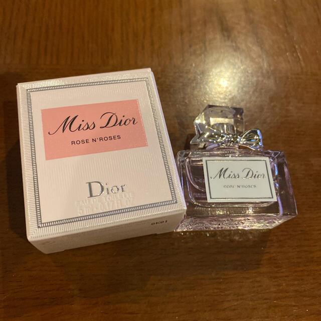Dior(ディオール)のミスディオールローズ&ローズ コスメ/美容の香水(香水(女性用))の商品写真