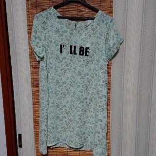 LOWRYS FARM - 新品未使用!! LOWRYSFARMロングTシャツ