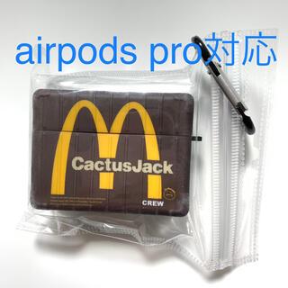 新品 AirPods Proケース トラヴィススコット カクタスジャック