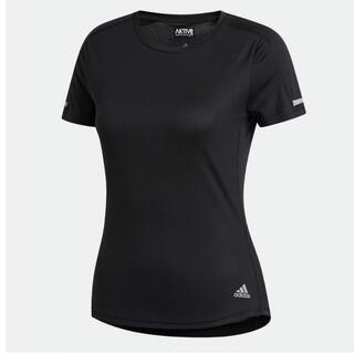 アディダス(adidas)のadidas レディース  ランイット 半袖Tシャツ L(Tシャツ(半袖/袖なし))