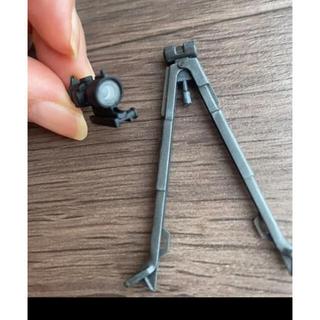 望遠鏡風 ミニチュア ドール小物 スコープ パーツ 装備品 小物 リメイク素材(ぬいぐるみ/人形)