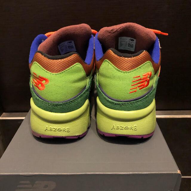 New Balance(ニューバランス)の【美品】Newbalance ML850ATA  アトモス別注 27cm メンズの靴/シューズ(スニーカー)の商品写真