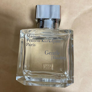 Maison Francis Kurkdjian - 新品 ジェントルフルイディティシルバーオードパルファム70ml