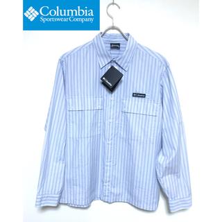 コロンビア(Columbia)の[新品] コロンビア ファイヤーホールレイクロングスリーブシャツ M(シャツ)
