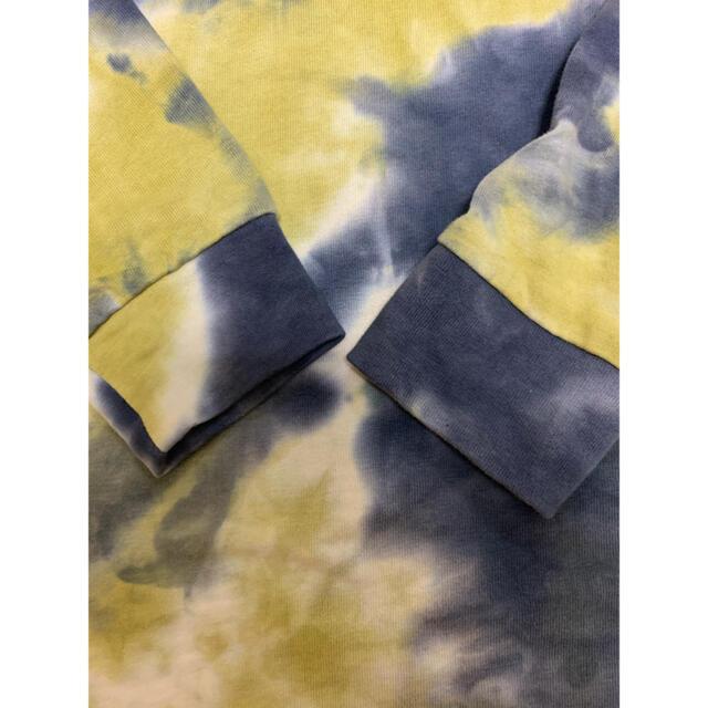 WANIMA(ワニマ)のLEFLAH ロンT タイダイ レフラー メンズのトップス(Tシャツ/カットソー(七分/長袖))の商品写真