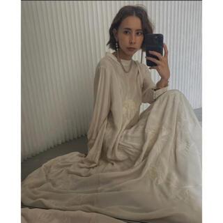 Ameri VINTAGE - ameri フラワーガーデンドレス