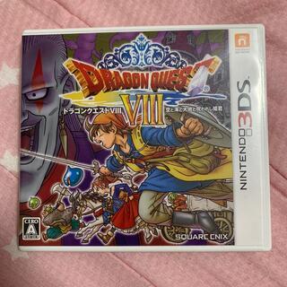 ニンテンドー3DS(ニンテンドー3DS)のドラゴンクエストVIII 空と海と大地と呪われし姫君 3DS(携帯用ゲームソフト)