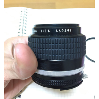 Nikon - Ai-s 35mm f1.4 良品 光学非常に綺麗