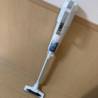 アイリスオーヤマ(アイリスオーヤマ)のアイリスオーヤマ 超軽量スティッククリーナー スリム IC-SB1(掃除機)