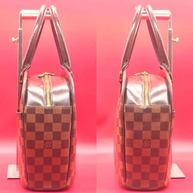 LOUIS VUITTON(ルイヴィトン)のルイヴィトン ダミエ サリアオリゾンタル ハンドバッグ レディースのバッグ(ハンドバッグ)の商品写真